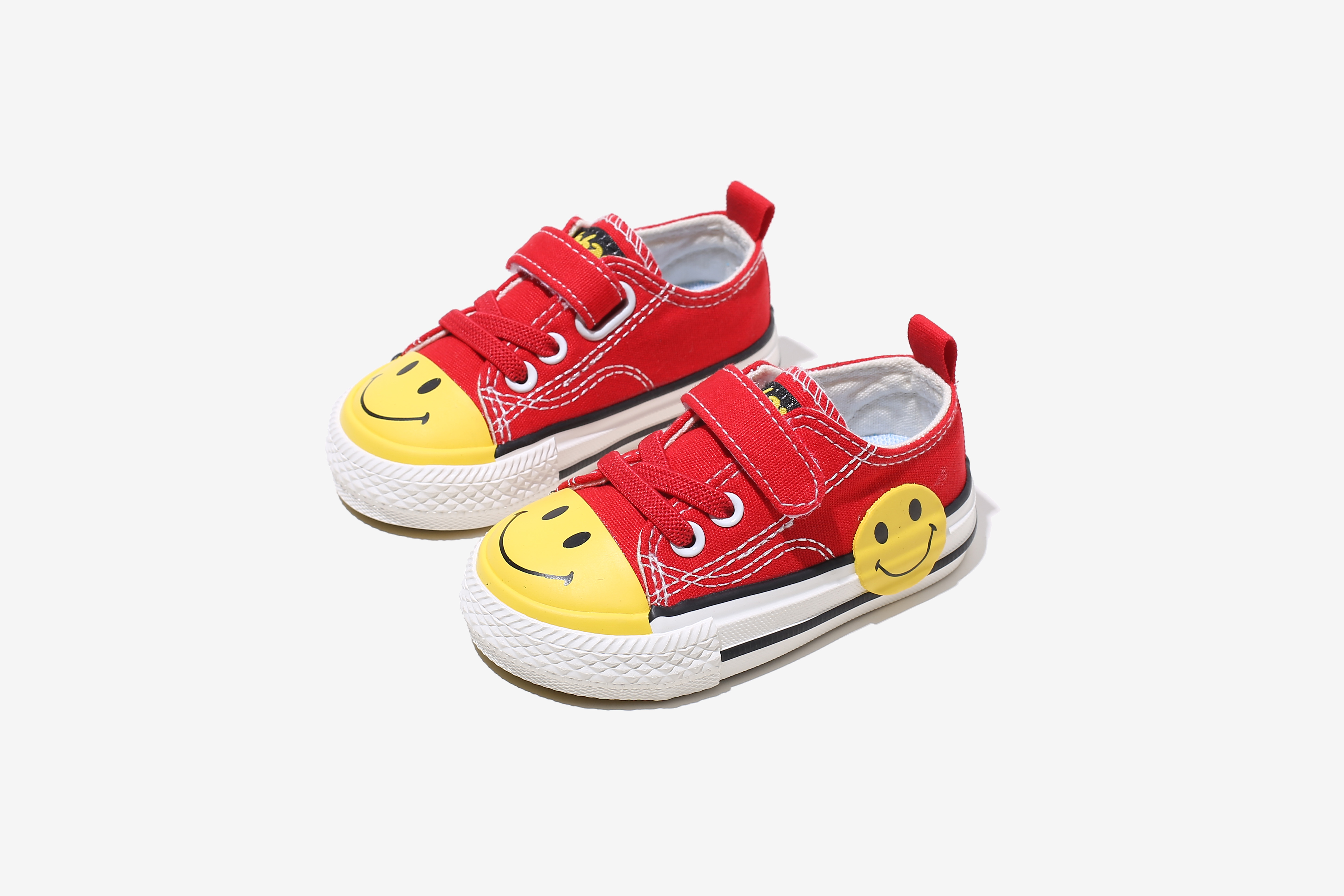 China Factory Directly Wholesale Low Price Women Kid Canvas Shoes