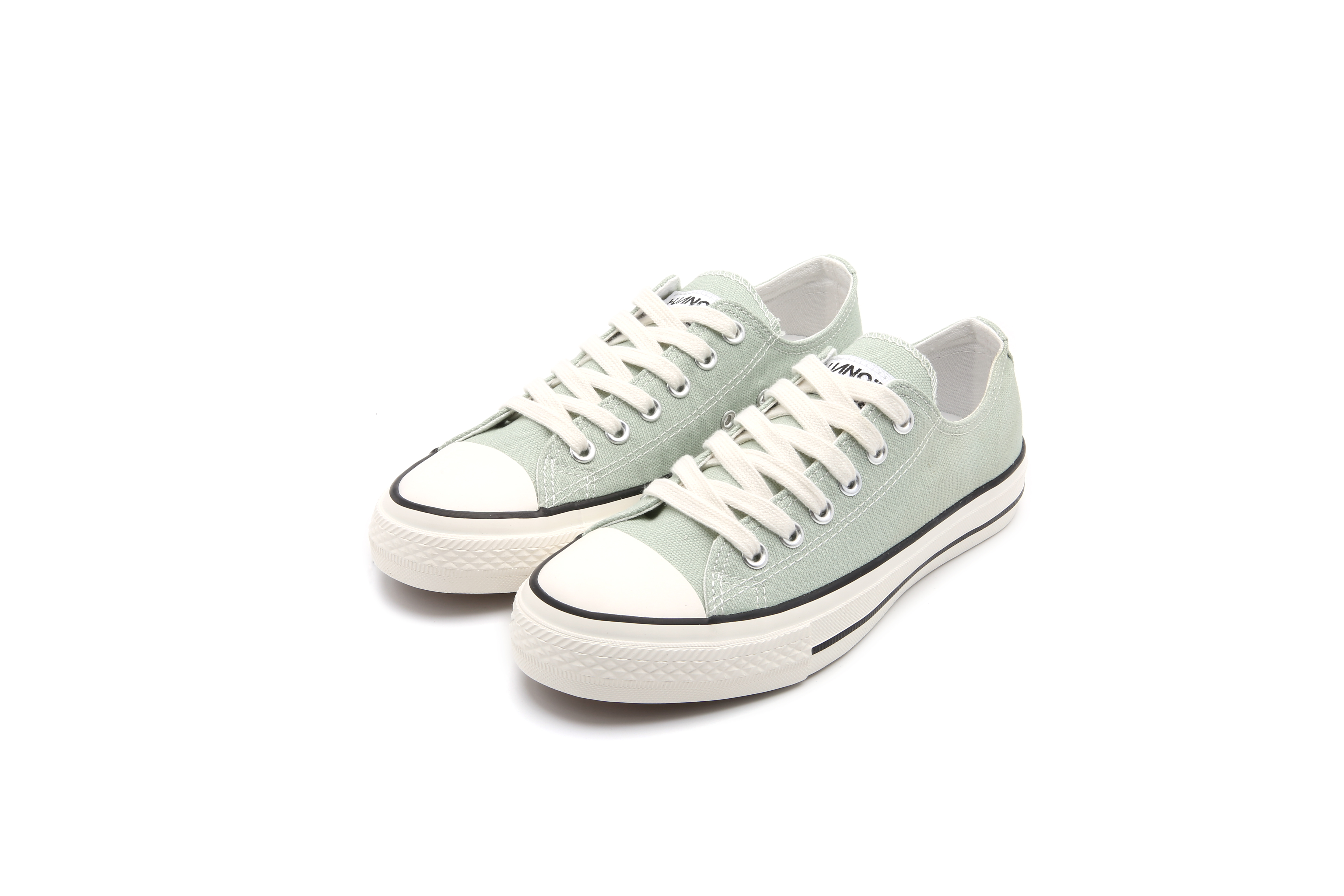 2020 High Quality Manufacturer Custom White Canvas Shoes Women