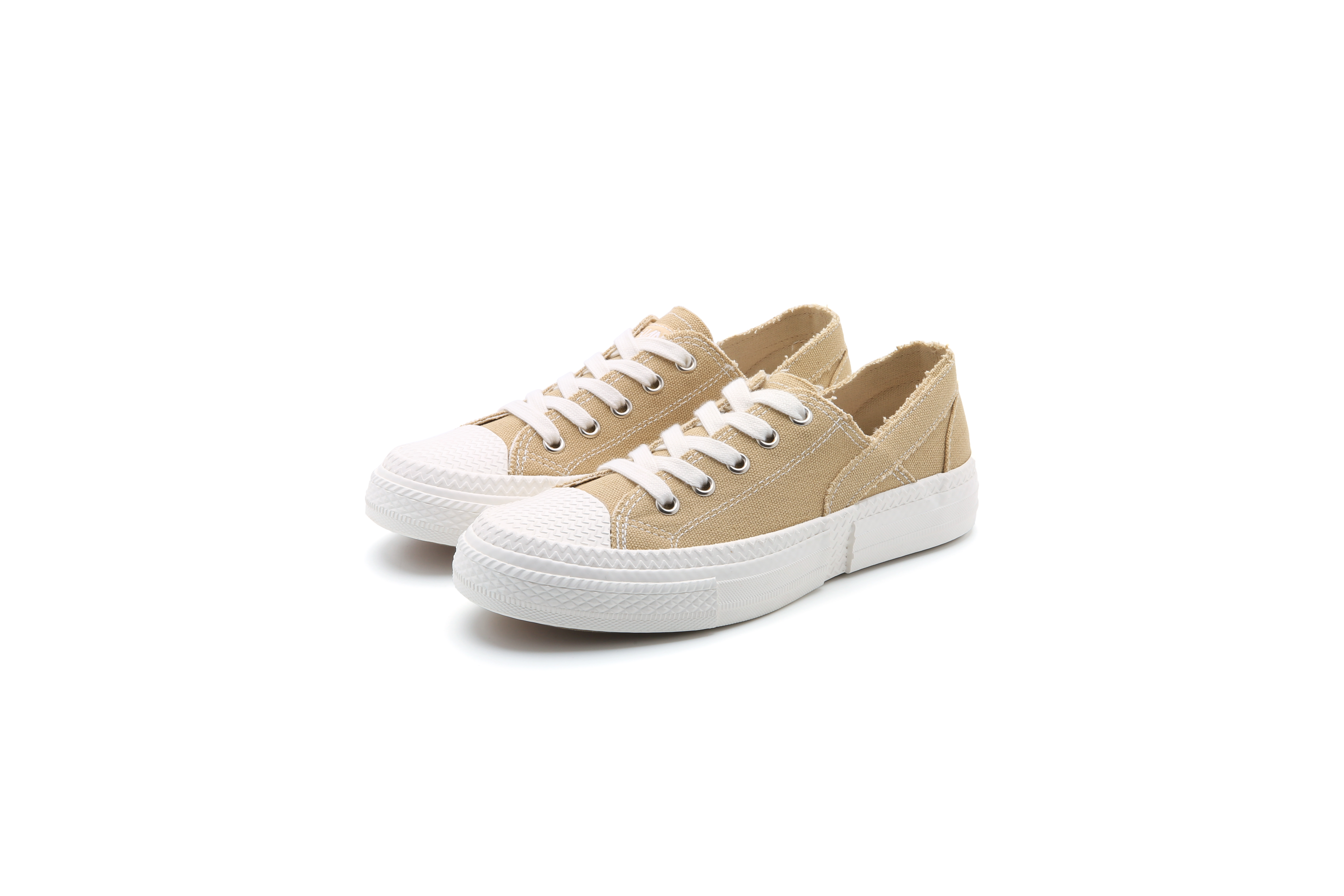 Outer Packaging Customization Women New Canvas Shoes Ladies Canvas Shoes Casual